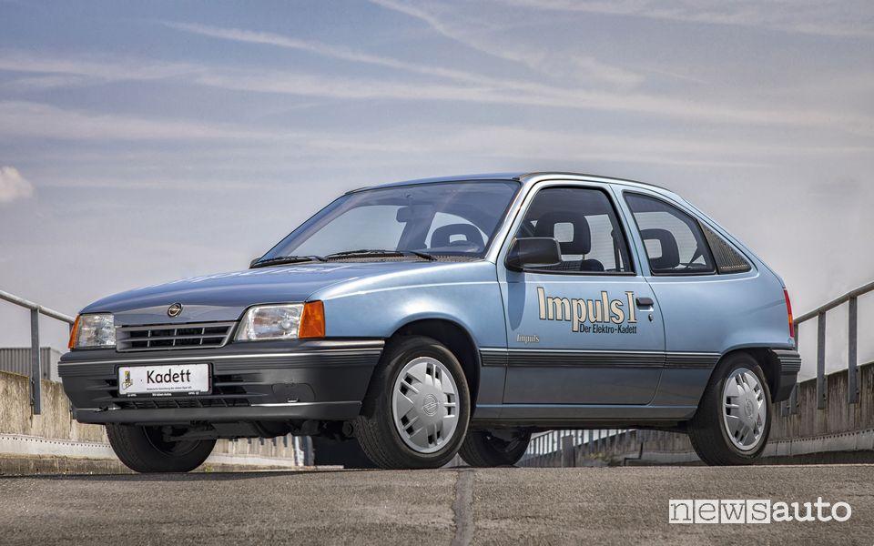 Opel Kadett Impuls I elettrica del 1990