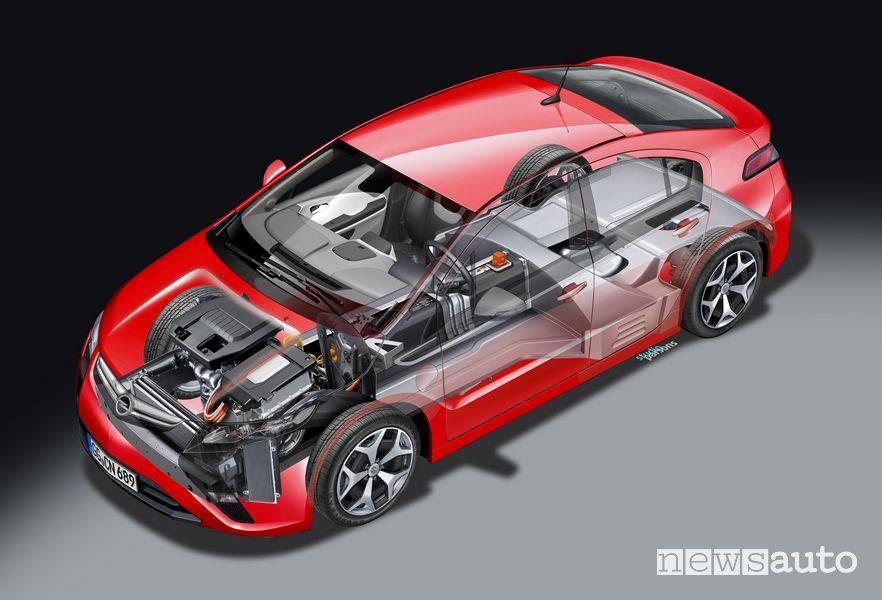 Opel Ampera del 2011