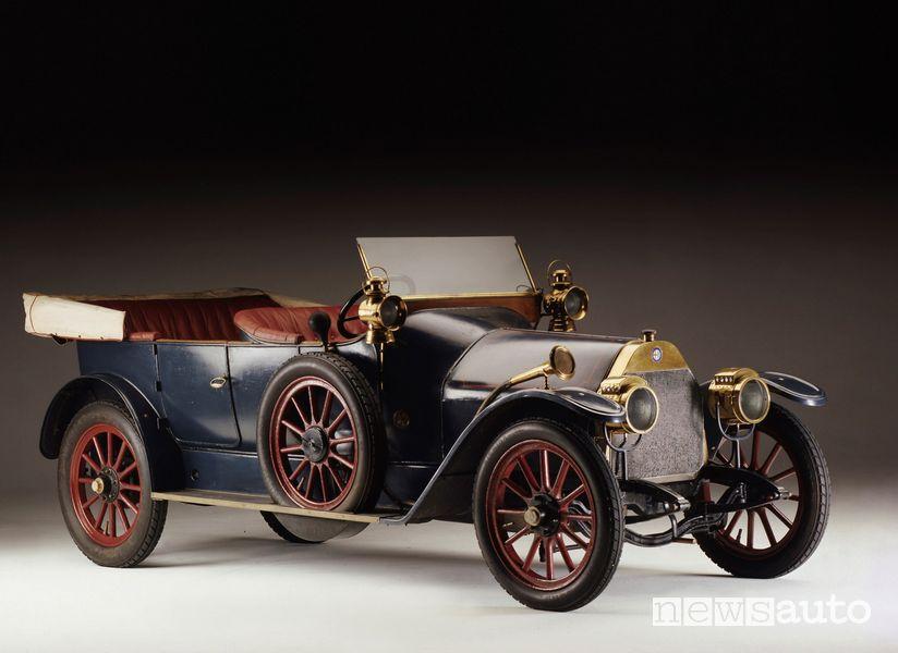 Storia Alfa Romeo Alfa 24 HP del 1910