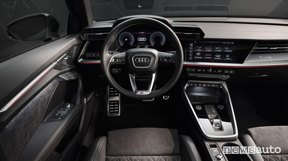Volante abitacolo Audi A3 Sedan