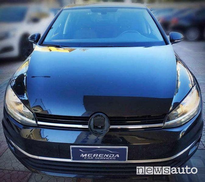 sensore Cruise Control adattivo Volkswagen Golf ADAS