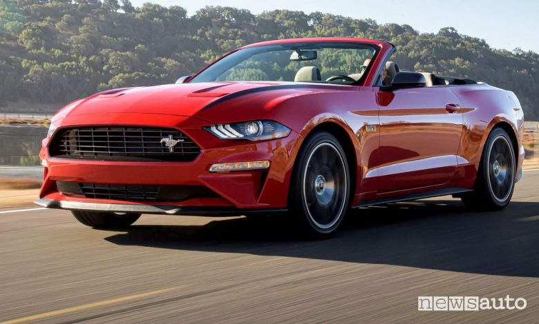 Ford Mustang, compleanno