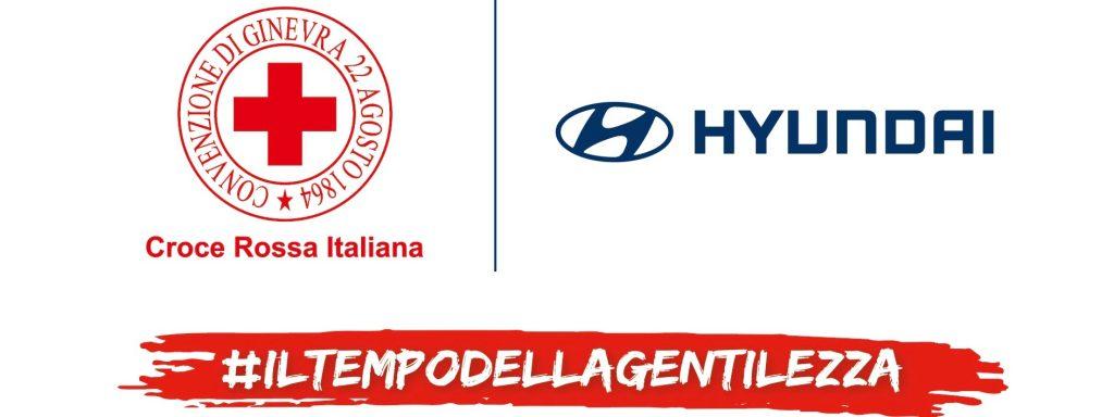 Hyundai donazioni alla Croce Rossa italiana