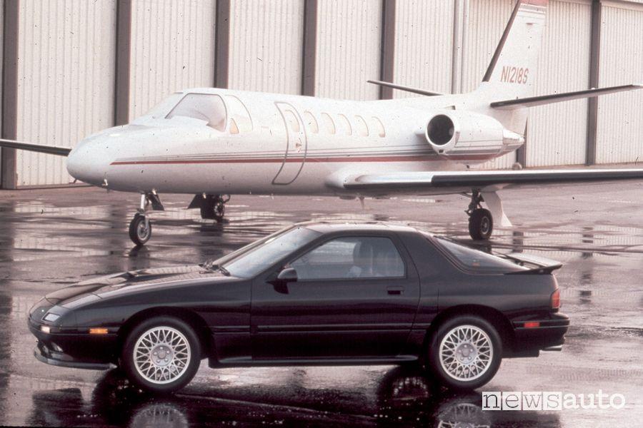 Mazda RX-7 2^ serie turbo del 1991