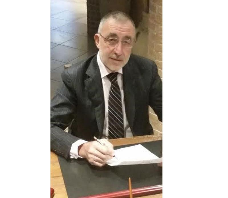 Presidente di Assolavaggisti Confesercenti Giuseppe Sperduto.