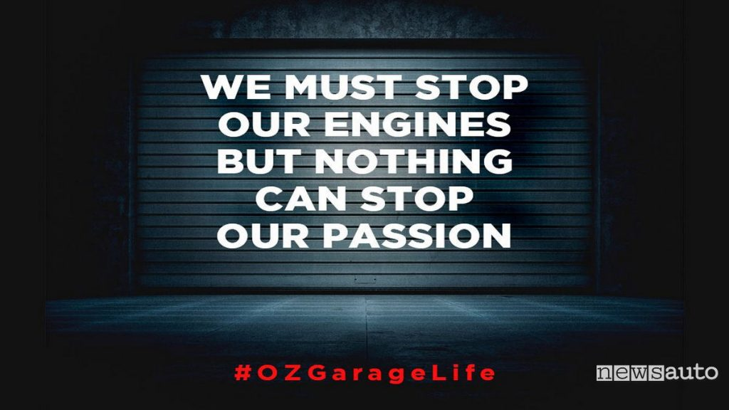Progetto #OZGarageLife passione auto community online