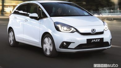 Photo of Honda Jazz Hybrid, prezzi gamma e allestimenti