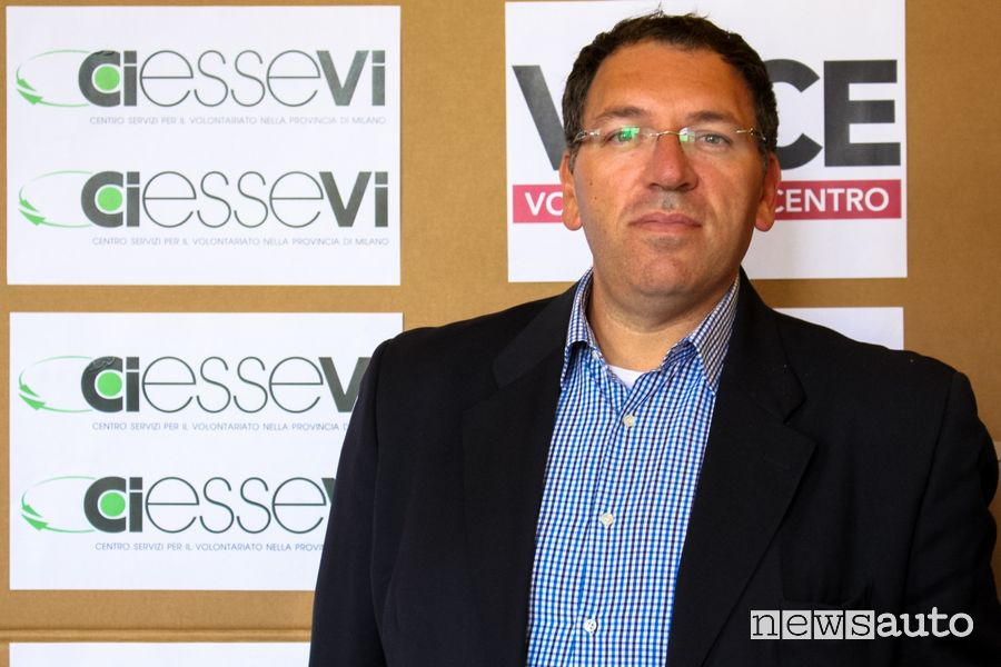 Ivan Nissoli, Presidente Centro di Servizio per il Volontariato-Città Metropolitana di Milano