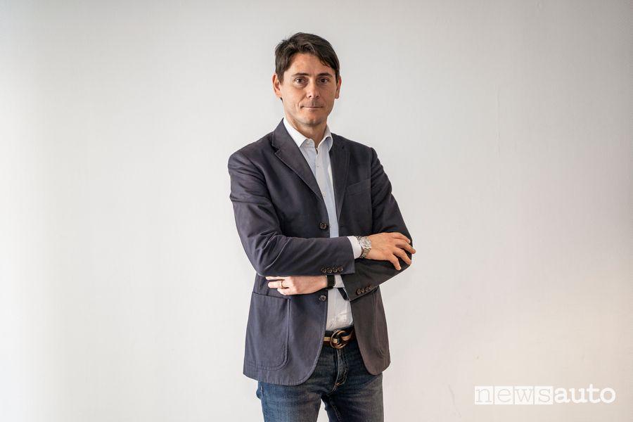 Maurizio Perinetti, Direttore di Lexus Italia