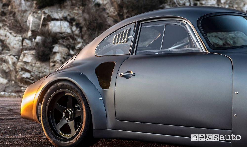 "Porsche 356 RSR, tuning by Emory da 440 CV ""restomod"""