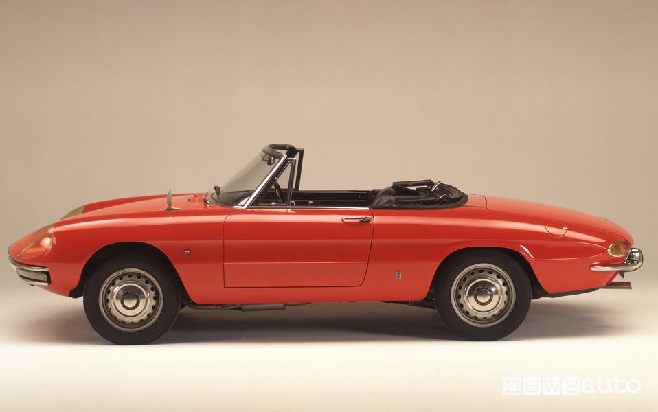 Alfa Romeo 1600 Spider, 1966