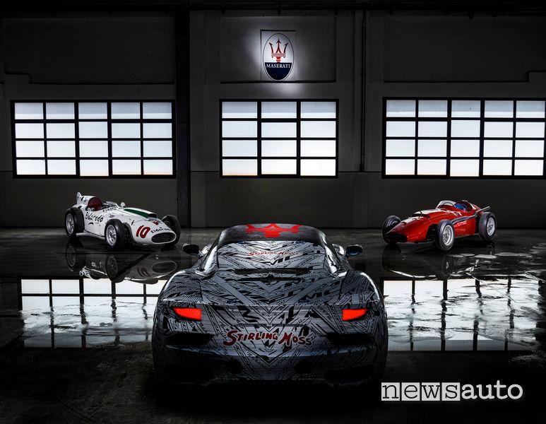 La Maserati MC20 verrà prodotta proprio della storica fabbrica di Modena