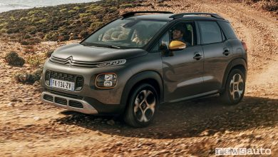 Photo of Citroën C3 Aircross Rip Cul, caratteristiche serie speciale