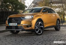 Photo of DS 7 Crossback, nuovo motore 3 cil. turbo PureTech 130