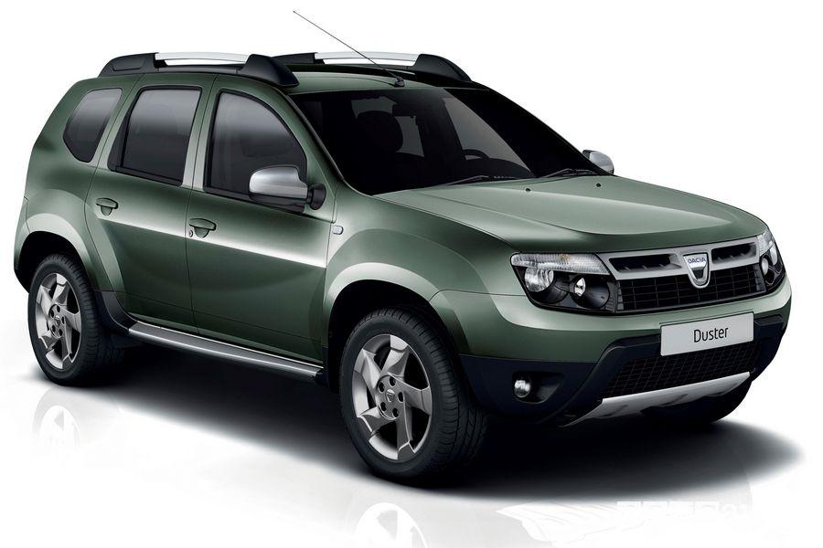 Dacia Duster del 2010