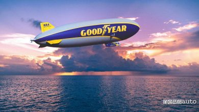 Photo of Dirigibile Goodyear torna a volare in Europa lo Zeppelin