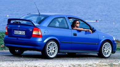 Photo of Opel Performance Center nel 1999 presentava l'Astra OPC
