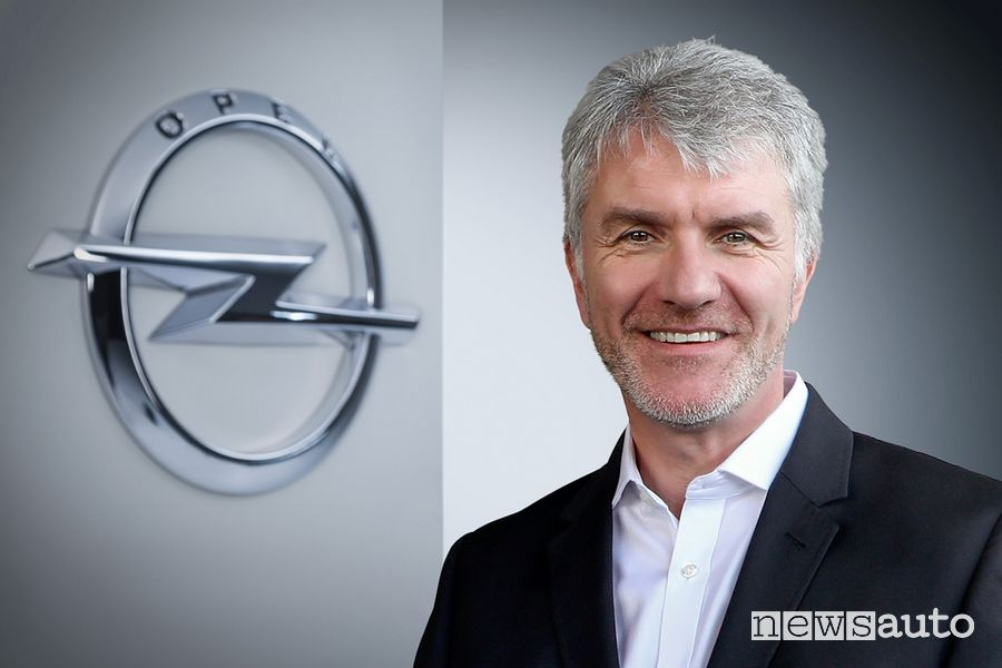 Mark Adams, Opel Design Vice President