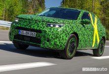 Photo of Opel Mokka, elettrica, benzina, diesel, anteprima