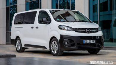 Photo of Opel Vivaro Life, caratteristiche, lunghezze e prezzi