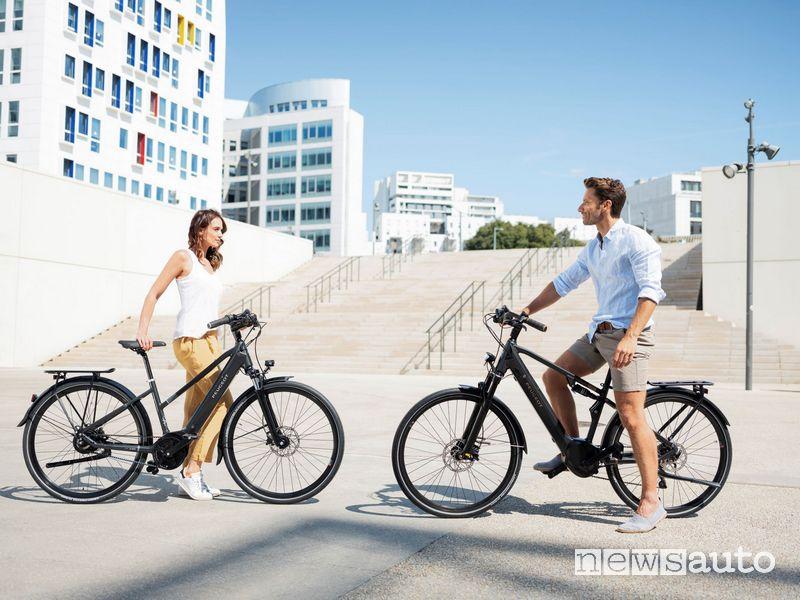 Antifurto per biciclette elettriche, come funziona Trackting Evo