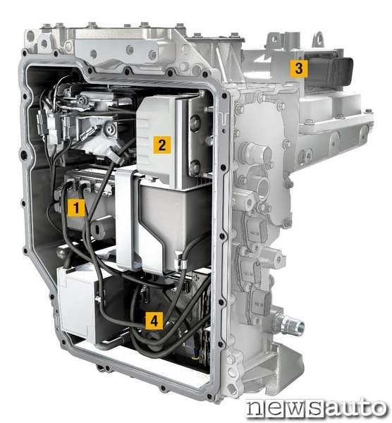Controller della Renault Zoe