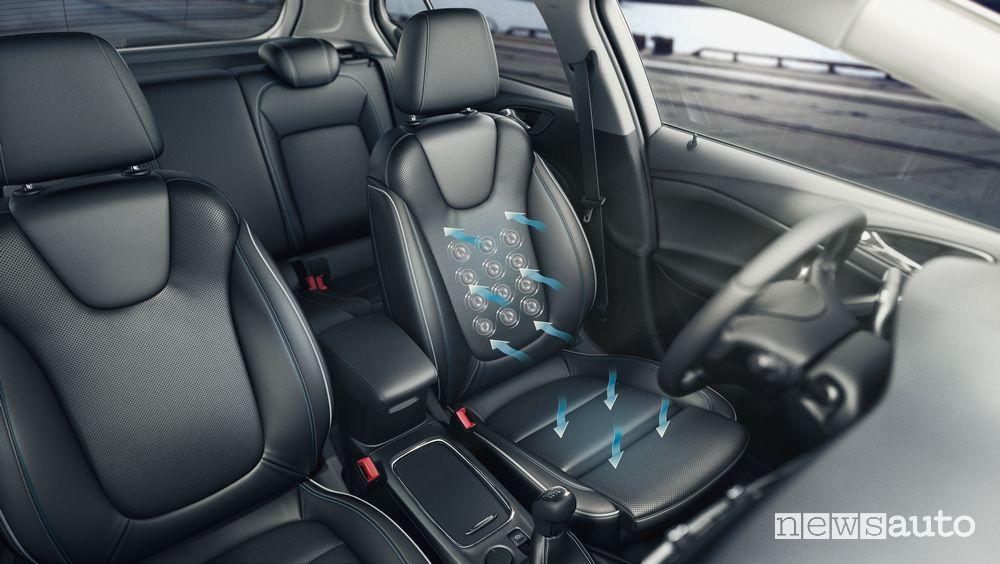 Mal di schiena auto, prevenzione con i sedili certificati AGR