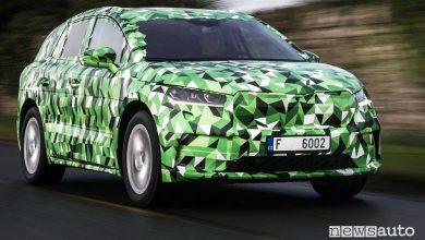 Photo of Škoda Enyaq iV, anteprima, batterie e prestazioni del SUV elettrico