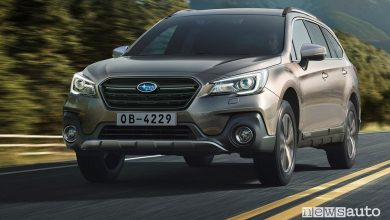 Photo of Subaru Outback 4Advanced, caratteristiche e prezzi