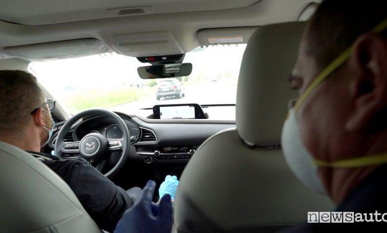 Come andare in auto nella Fase 2 del Covid-19