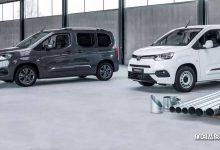 Photo of Toyota PROACE CITY Van e Verso, caratteristiche e prezzi veicoli commerciali leggeri