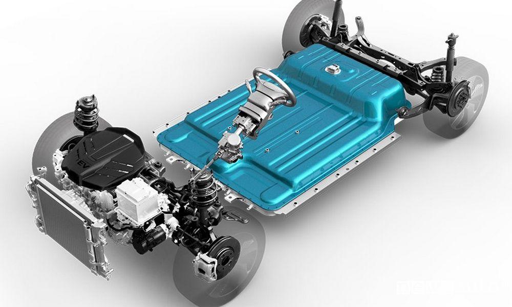 Hyundai Kona Electric batteria da 39 o 64 kWh