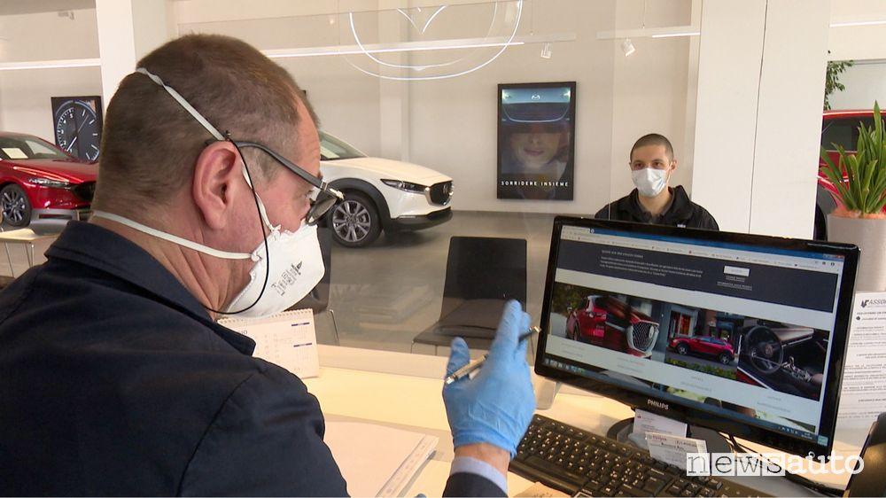 Offerte auto Mazda maggio 2020 Fase 2 Coronavirus