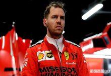Photo of Sebastian Vettel Ferrari, UFFICIALE addio a fine stagione