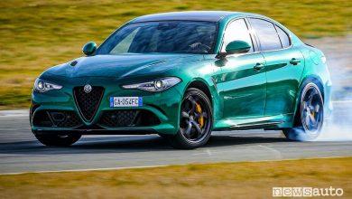 Photo of Alfa Romeo Giulia Quadrifoglio, caratteristiche e prezzi