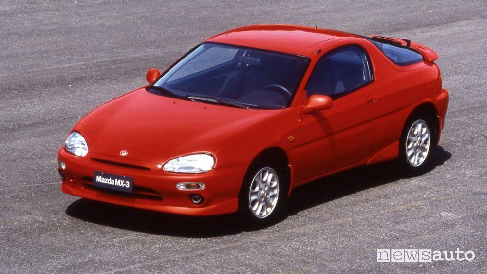 Mazda MX-3 del 1992