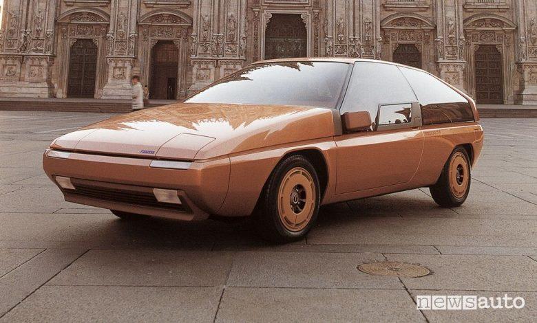 Concept car Mazda MX-81 Aria del 1981