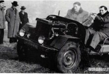Photo of Prototipo 4×4, la storia della Peugeot 203 militare