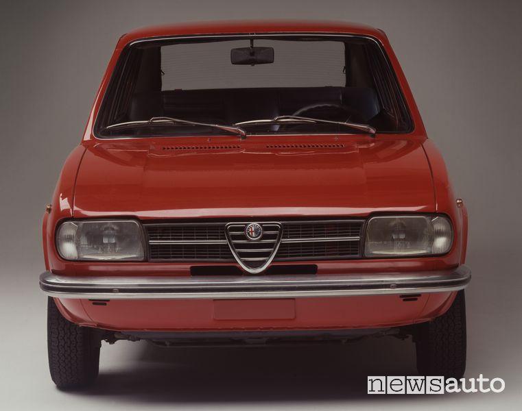 Alfa Romeo Alfasud, 1972