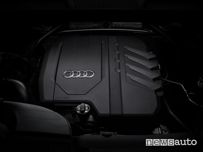 Vano motore Audi Q5 40 TDI