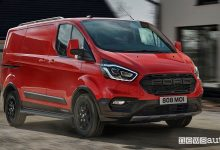 Photo of Ford Transit Trail e Active, caratteristiche