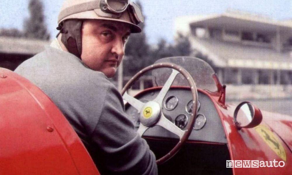 José Froilán González Ferrari 1951