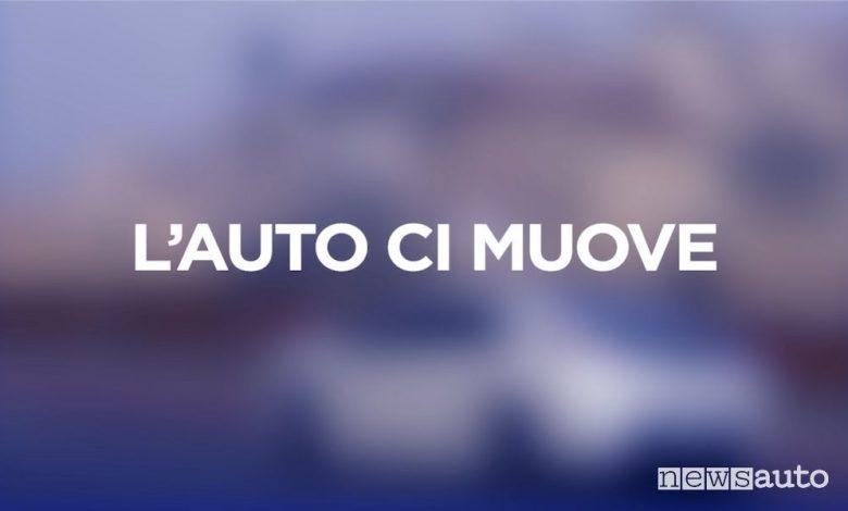 Messaggio di speranza Mazda #LAutoCiMuove