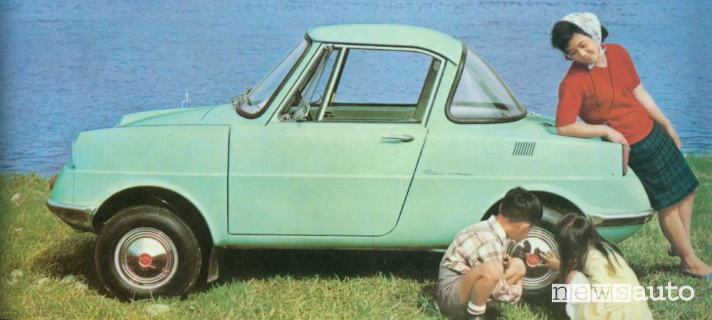 Mazda R360 Coupé, 1960