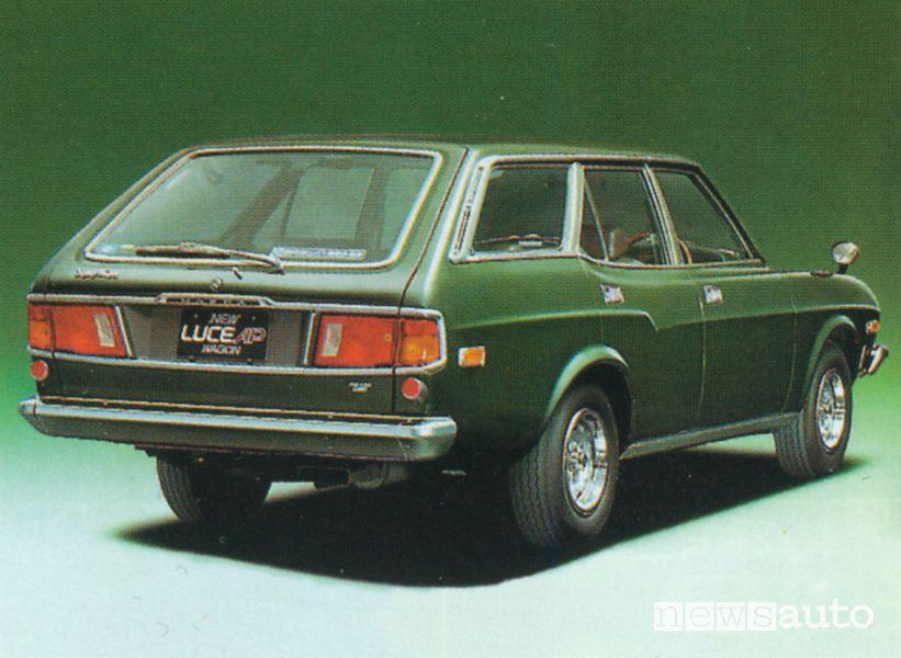 Mazda Luce AP Wagon / RX-4 Wagon, 1975