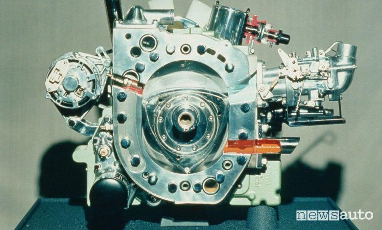 Motore wankel, la storia con Citroën