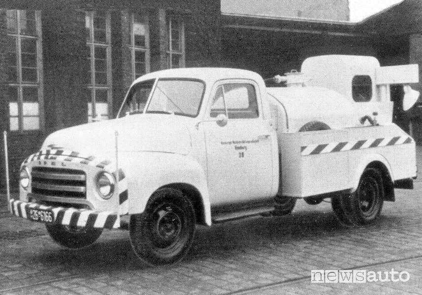 Opel Blitz del 1955