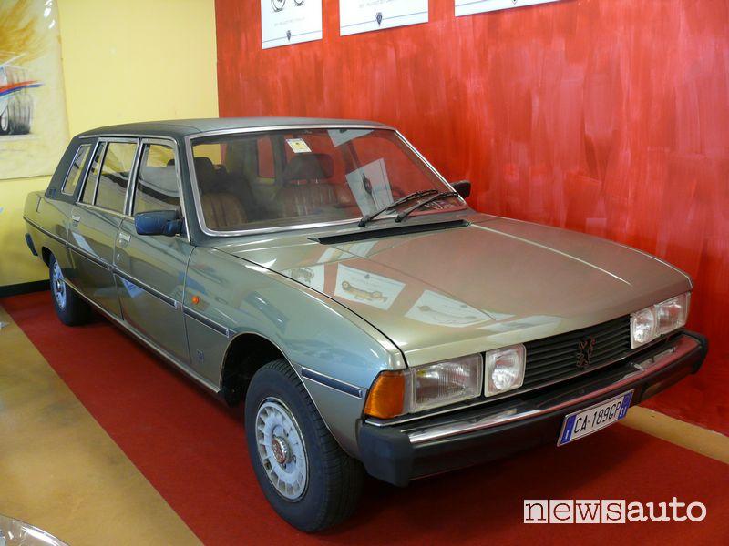 Peugeot 604 Limousine Papamobile di Papa Giovanni Paolo II