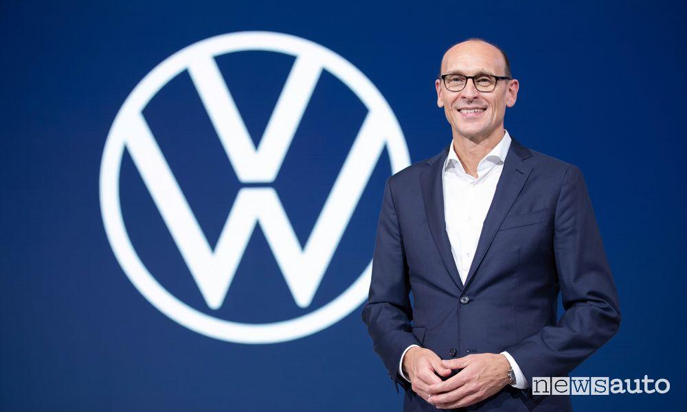Ralf Brandstätter, nuovo CEO della marca Volkswagen