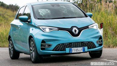 Photo of Auto elettrica più venduta in Italia, l'evoluzione della Renault Zoe